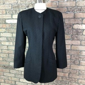 Christian Dior Vintage Blazer Suit Jacket